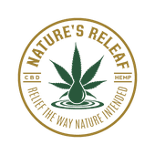 Logo for Nature's Releaf, LLC.