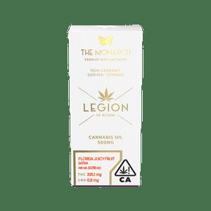 Legion of Bloom   Monarch .5 Gram Vape cartridge- Florida Juicy Fruit