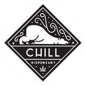 Logo for Chill Dispensary