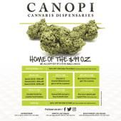 CANOPI - North Las Vegas Cannabis Dispensary in North Las Vegas