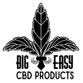 Logo for Big Easy CBD