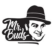 Logo for Mr. Buds