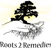 Logo for Roots 2 Remedies - Millinocket