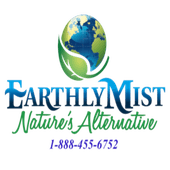 Logo for Earthly Mist - OKC