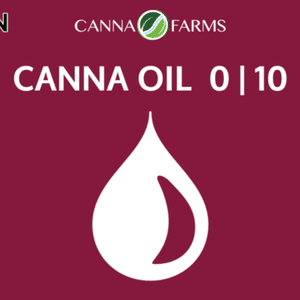 Canna Farms   Canna Oil 0 | 10