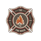 Logo for The Fire House