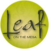Logo for Leaf On The Mesa