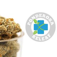 Ponderosa Releaf Dispensary Menu   Leafly