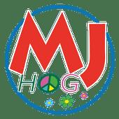 Logo for Mary Jane's House of Glass - NE 33rd