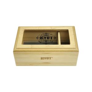 RYOT®   RYOT® 4x7 Glass Top Screen Box in Natural
