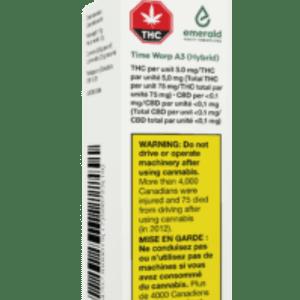 Emerald Health Therapeutics   Time Warp A3 Pre-Roll