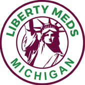 Logo for Liberty Meds