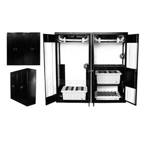Super Closet   Trinity 3.0 HPS Grow Cabinet