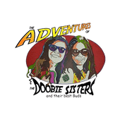 Logo for Doobie Sisters - Cortez