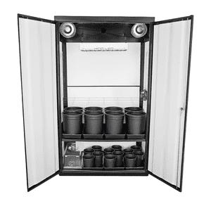 Super Closet   SuperNova LED Soil Grow Cabinet