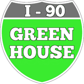 Logo for I-90 Green House