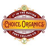 Logo for Choice Organics - Recreational