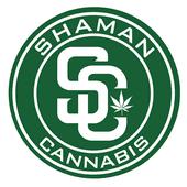 Logo for Shaman Cannabis - Halsey
