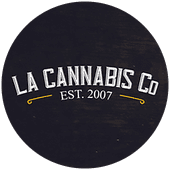 Logo for LA Cannabis Co. - South LA