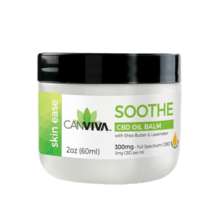CANVIVA™   CANVIVA - SOOTHE CBD Oil Balm 300mg