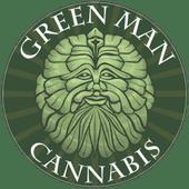 Logo for Green Man Cannabis - Hampden