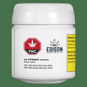 Edison Cannabis Co.   Edison La Strada