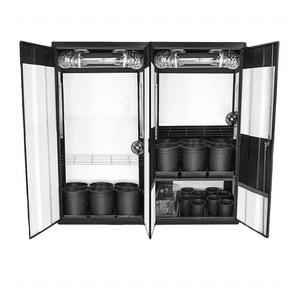 Super Closet   Trinity 3.0 HPS Soil Grow Cabinet
