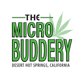 Logo for The Micro Buddery