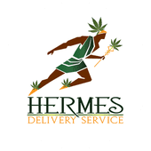 Logo for Hermes Delivery