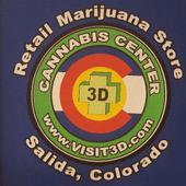 3D Cannabis Center Salida Cannabis Dispensary in Salida
