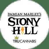 Logo for Damian Marley's Stony Hill - By Tru Cannabis