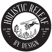 Logo for Holistic Relief By Design