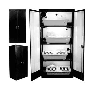 Super Closet   The Clone Machine Grow Cabinet