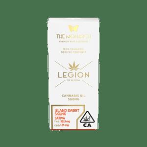 Legion of Bloom   Monarch .5 Gram Vape cartridge- Island Sweet Skunk