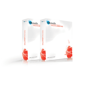 Test4Kits.com   Double THC Detection Starter Kit