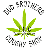 Logo for Bud Brothers Coughy Shop - Bartlesville