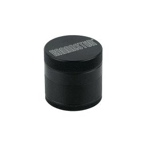 """Kannastör®   1.5"""" Kannastör® 4pc Grinder in BLACK"""