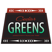 Logo for Cedar Greens
