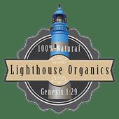 Logo for Lighthouse Organics - Billings