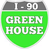 Logo for I-90 Green House - Ritzville