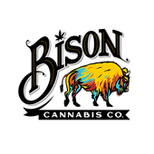 Logo for Bison Cannabis Co