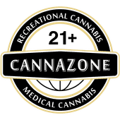 Logo for Cannazone - Mount Vernon