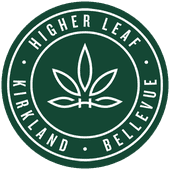 Logo for Higher Leaf - Kirkland