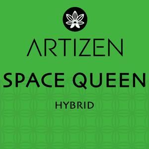 Artizen Cannabis   Space Queen - Popcorn