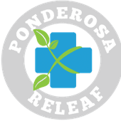 Logo for Ponderosa Releaf