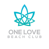 Logo for One Love Beach Club