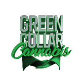 Logo for Green Collar Cannabis - Tacoma - We're Open!