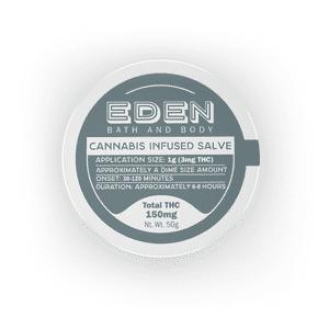 Eden Bath & Body   Original Coconut Oil Salve 150mg