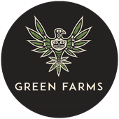 Logo for Green Farms Medical