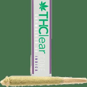 THClear   PRE-ROLL CONES- STRAWBERRY GLUE